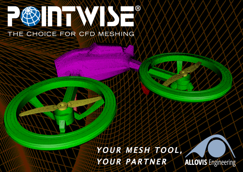 Pointwise mesh cfd software